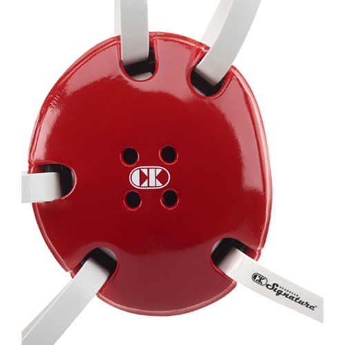 Signature Headgear, Red, swatch