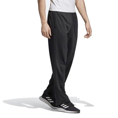 Men's Essentials 3-Stripes Pant, Black, swatch