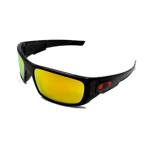 Crankshaft Black Sunglasses, Camouflage Orange, swatch