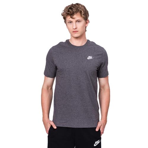Men's Club Short Sleeve Tee, Charcoal,Smoke,Steel, swatch