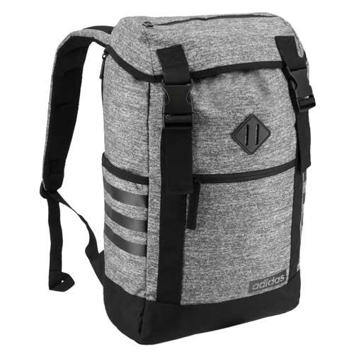 Midvale III Backpack, Heather Gray, swatch