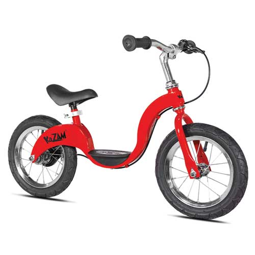 "10"" Balance Bicycle, Red, swatch"
