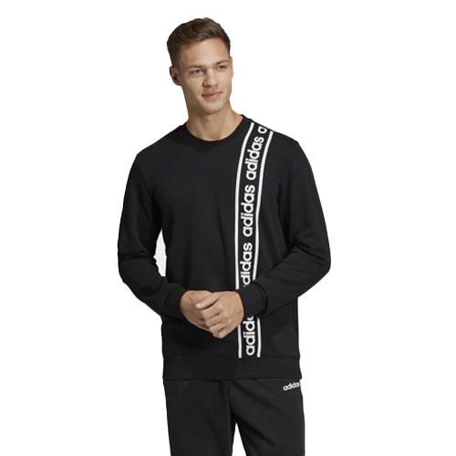 Men's Celebrate the 90's Crewneck Sweatshirt, Black, swatch