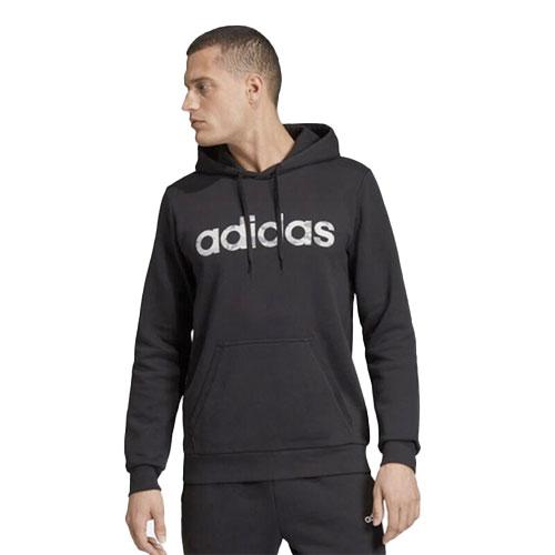 Men's Essentials Linear Sweatshirt, Black, swatch