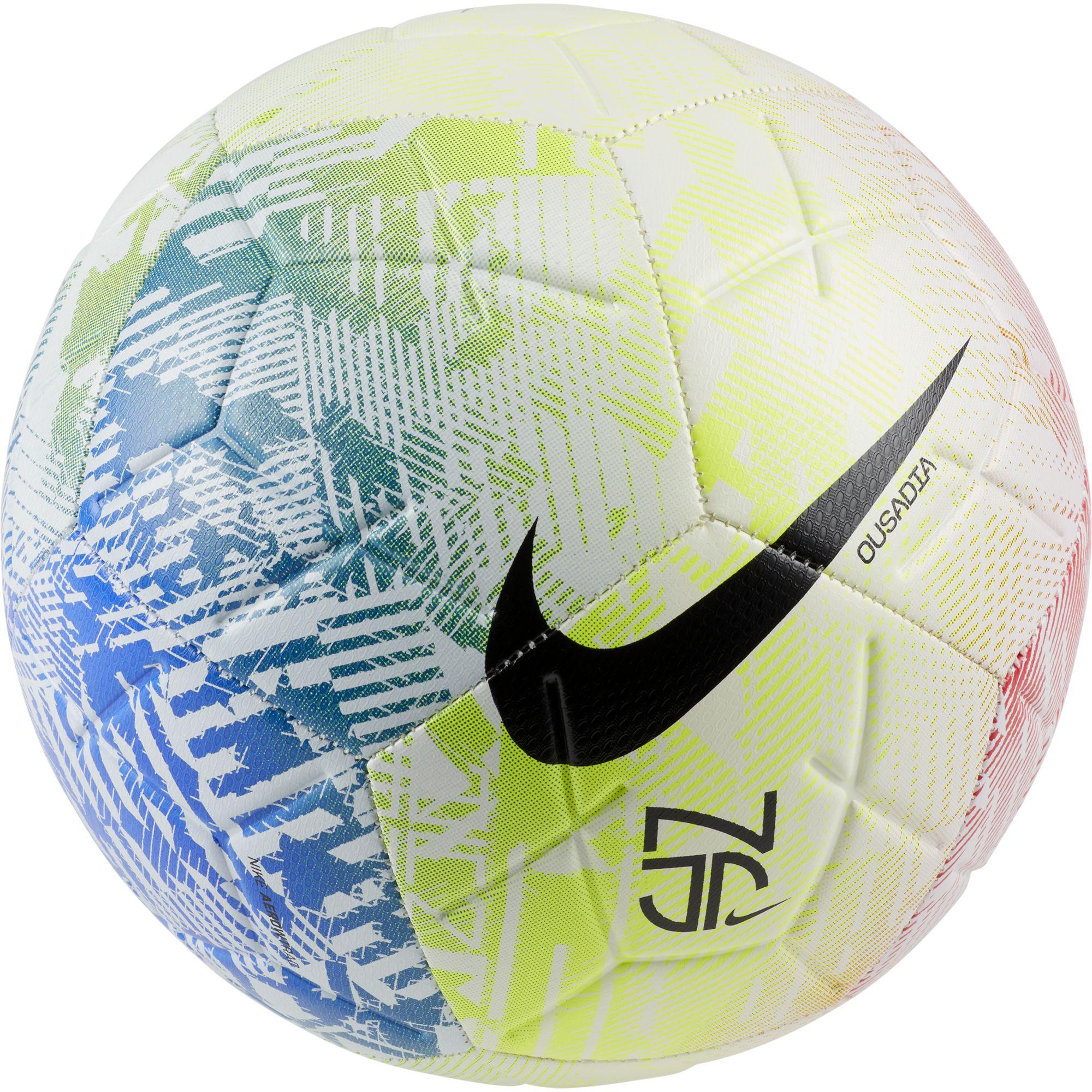Neymar Strike Soccer Ball, White, swatch