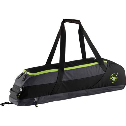 MVP Edge Bat Bag, Black, swatch