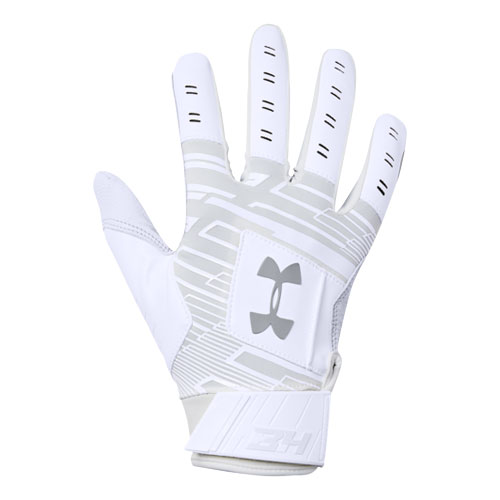 Youth Clean Up Baseball Glove, White, swatch