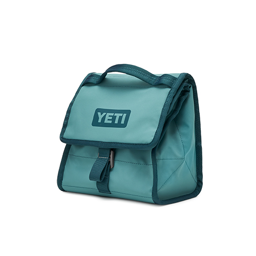 Daytrip Lunch Bag, Green Blue, Teal, swatch