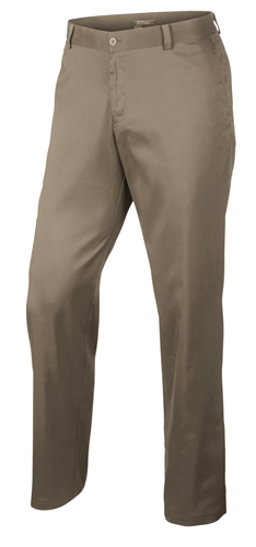 Men's Flat Front Flex Golf Pants, Tan,Beige,Fawn,Khaki, swatch