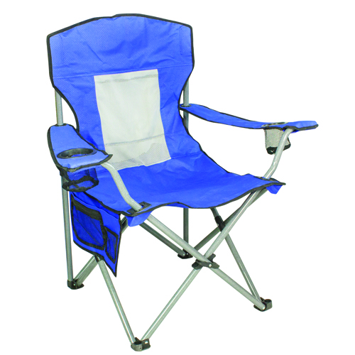 Mesh Big Boy Chair, Blue, swatch