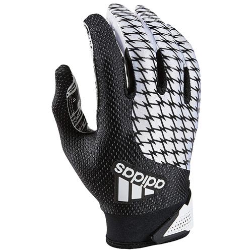 Adifast 2.0 Receiver Gloves, White/Black, swatch