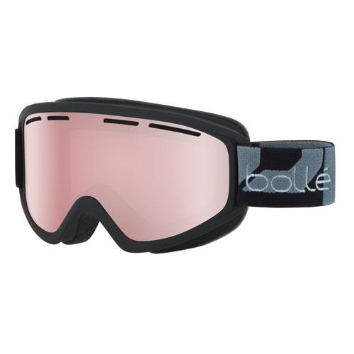 Adult Schuss Snow Goggle, Black, swatch