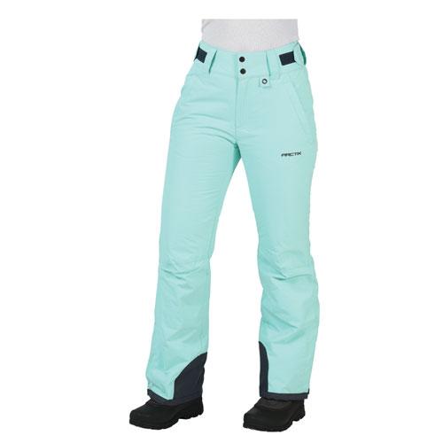 Women's Snow Ski Pants, Lt Green,Mint,Fern,Seafom, swatch