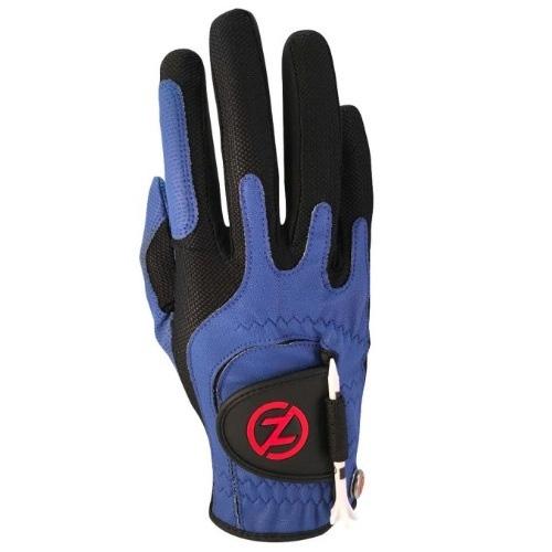 Men's Right Hand Golf Glove, Blue, swatch