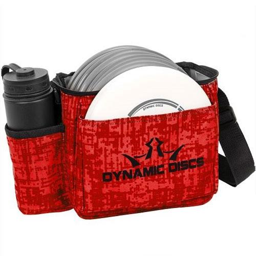 Cadet Starter Disc Golf Bag, Red, swatch