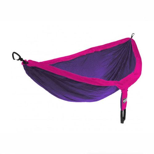 Doublenest Hammock, Purple/Pink, swatch