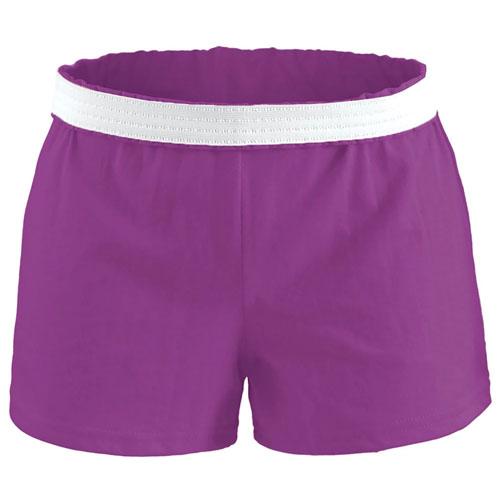 Women's Cheer Short, Med Purple,Plum,Grape, swatch