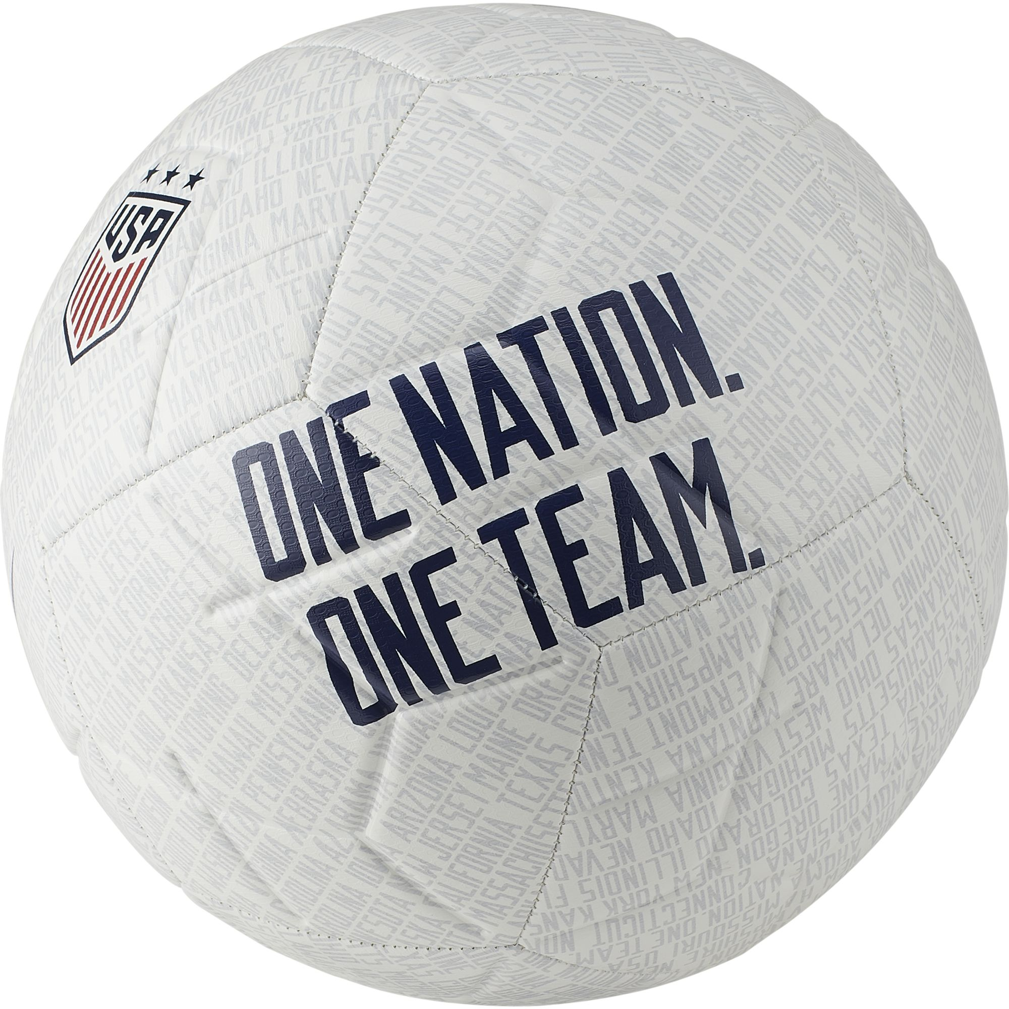 USA Strike Soccer Ball, , large