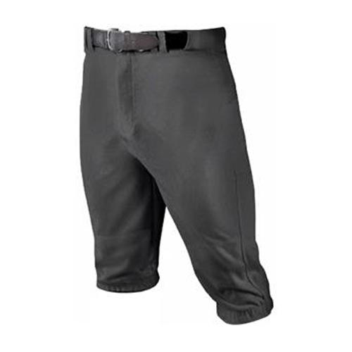 Men's Knicker Baseball Pant, Black, swatch