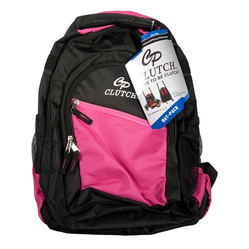 Baseball Pack, Black/Pink, swatch