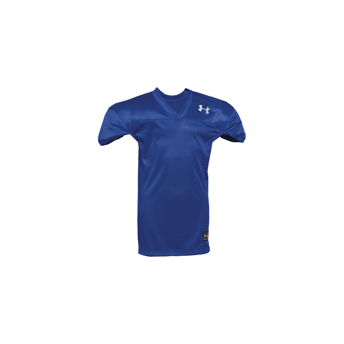 Youth Practice Football Jersey, Royal Blue/White, swatch