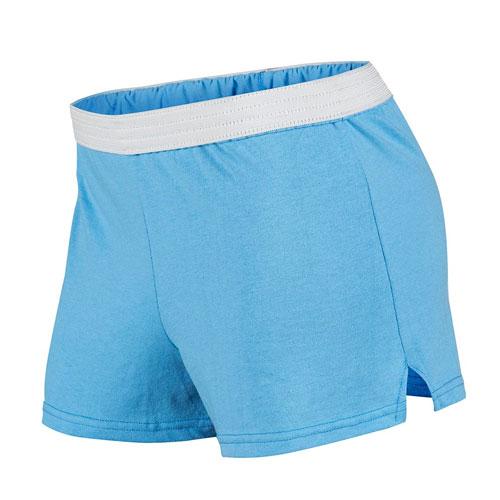 Women's Cheer Shorts, Lt Blue,Powder,Sky Blue, swatch