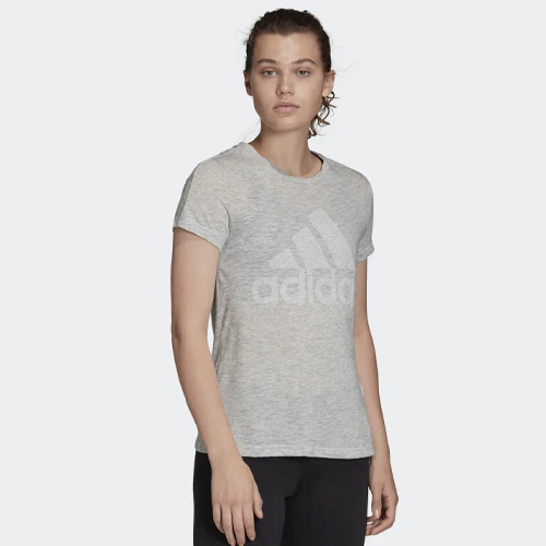 Women's Short Sleeve Winners Tee, White, swatch