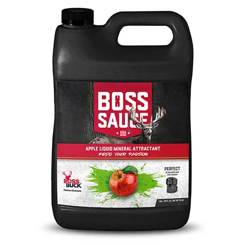 Boss Sauce Apple Liquid Mineral Attractant, , large