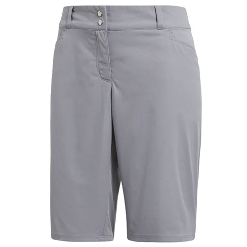Women's Bermuda Essential Golf Shorts, Gray, swatch