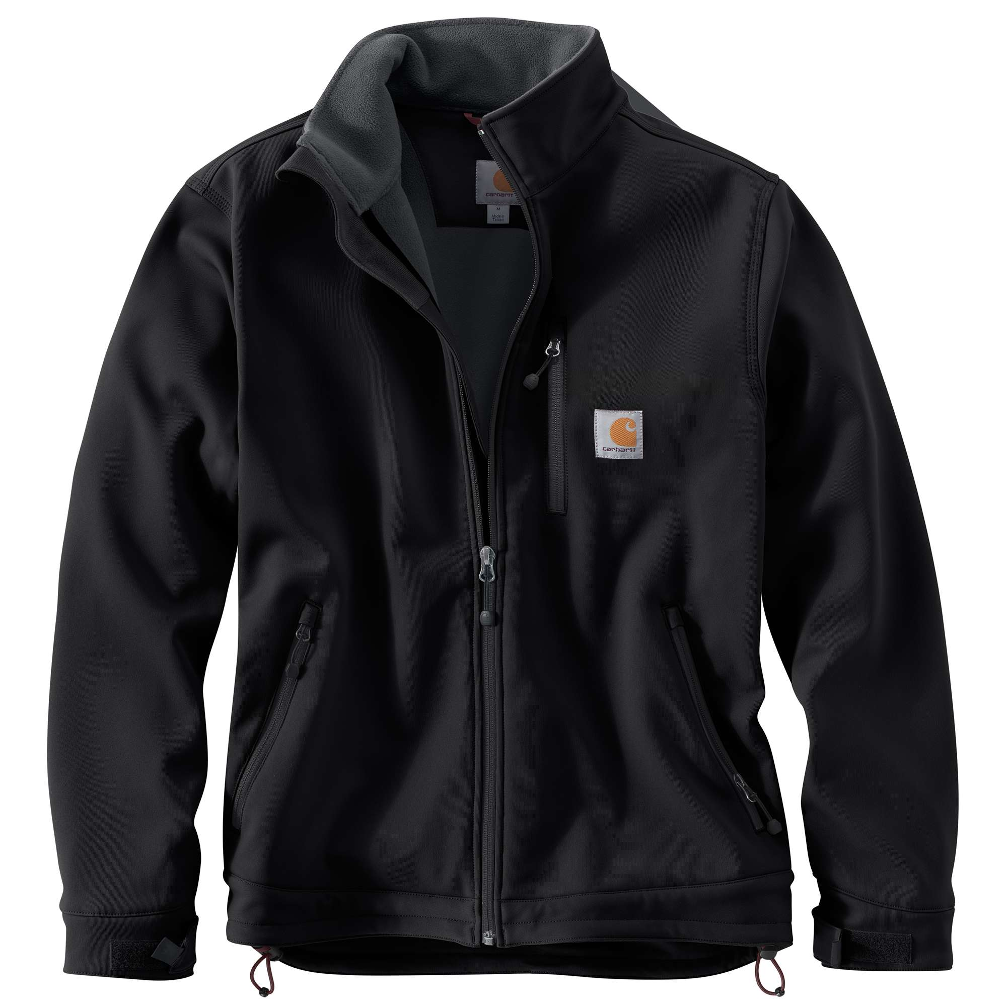 Men's Full Swing Armstrong Active Jacket, Black, swatch