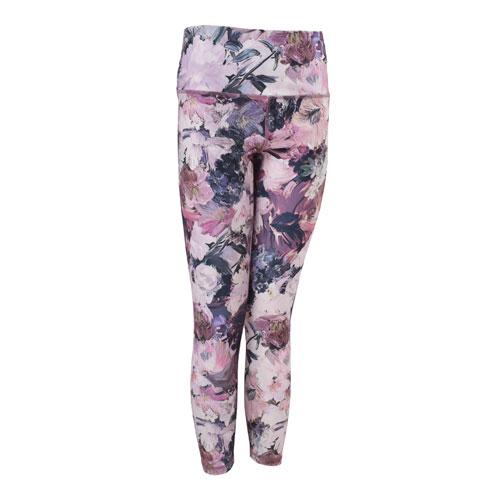 Women's 7/8 Floral Leggings, Multi, swatch