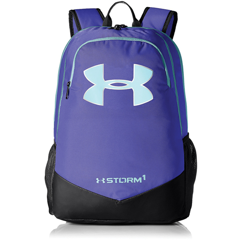 Storm Scrimmage Backpack, Purple/Blk, swatch