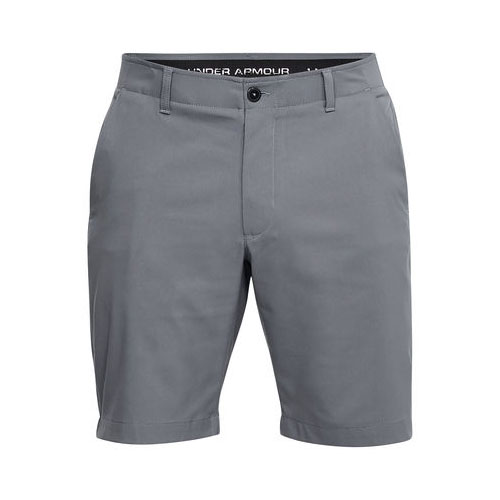 Men's Showdown Golf Shorts, Gray, swatch