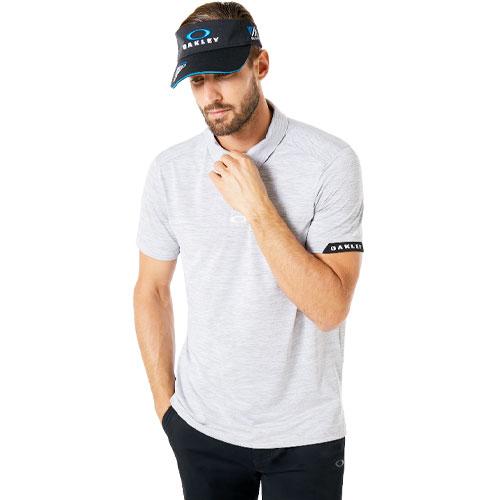 Men's Gravity Polo Shirt, Sand/White, swatch
