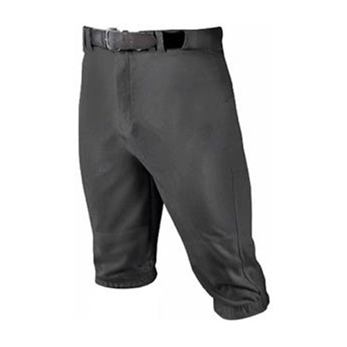 Men's Knicker Baseball Pant, Black, swatch