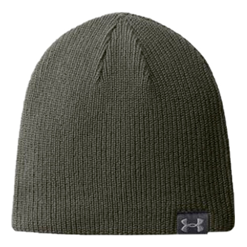 Basic Ribbed Beanie, Dkgreen,Moss,Olive,Forest, swatch