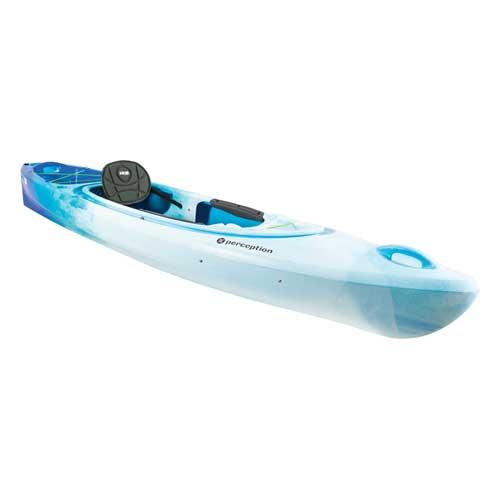 Sound 9.5 Sit-In Kayak, Blue/White, swatch