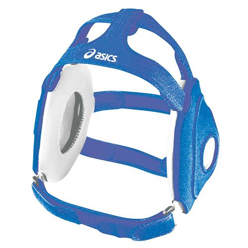 Unrestrained Headgear, Blue, swatch