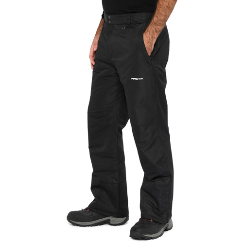 Men's Snowsport Cargo Pants, Black, swatch