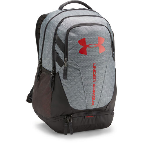 Hustle 3.0 Backpack, Charcoal/Heather, swatch