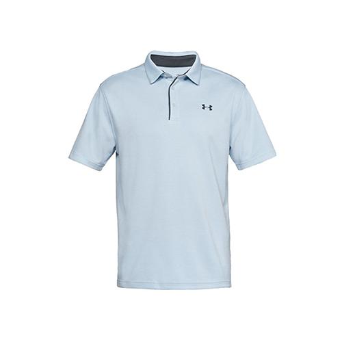 Men's Tech Golf Polo Shirt, Lt Blue,Powder,Sky Blue, swatch