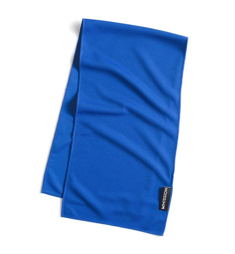Hydro On-The-Go Towel, Blue, swatch