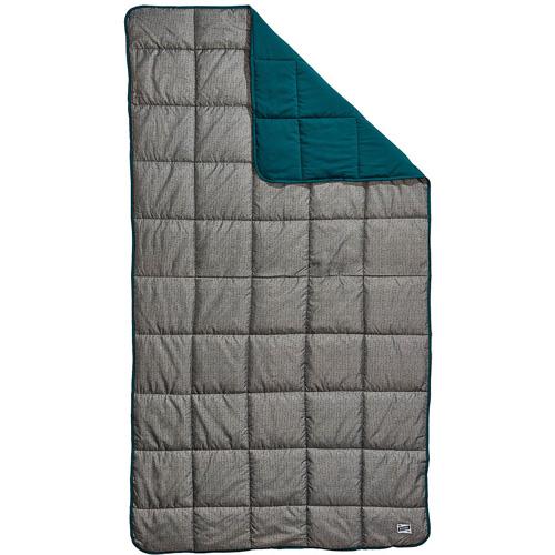 Bestie Blanket, Gray, swatch
