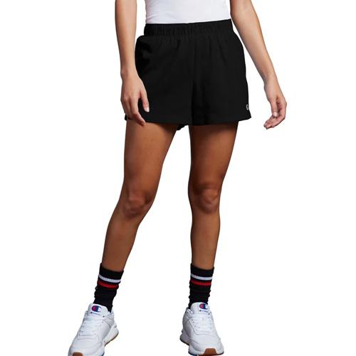 Women's Practice Shorts, Black, swatch