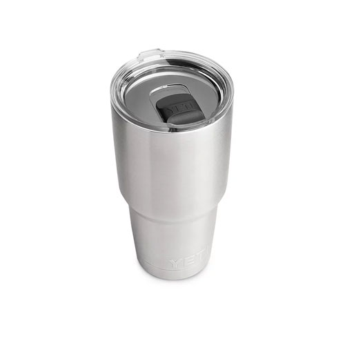 Rambler 30oz with MagSlider, Stainless Steel, swatch