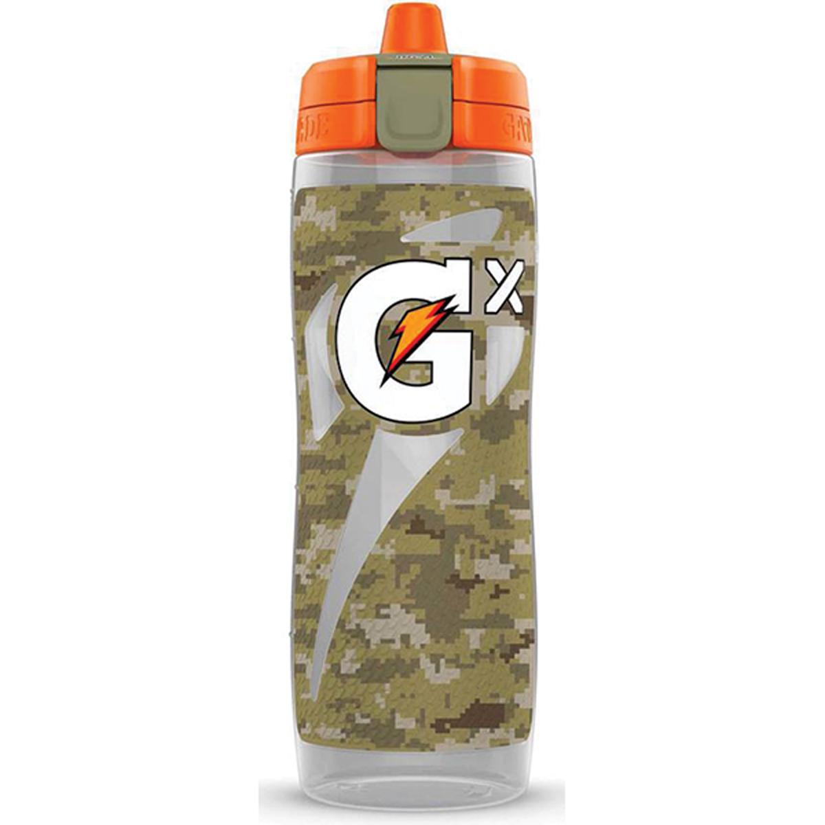 GX 30oz Bottle, Camouflage, swatch