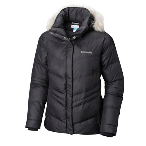 Women's Peak To Park Insulated Jacket, Black, swatch
