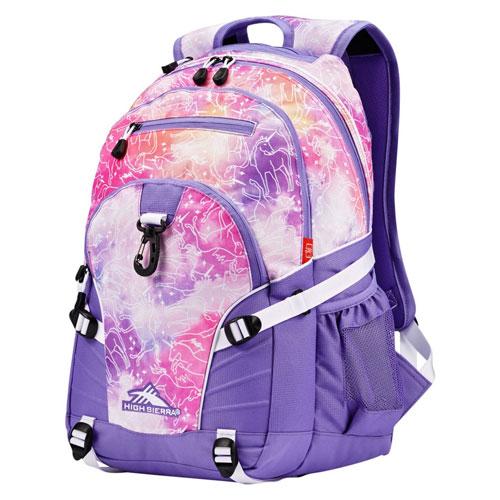 Loop Daypack, Purple/Pink, swatch