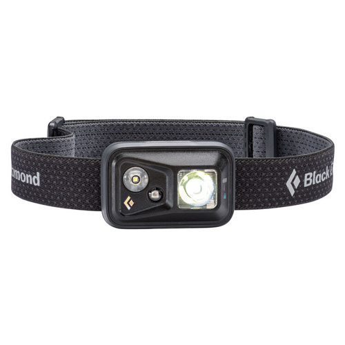Spot Head Lamp, Black, swatch