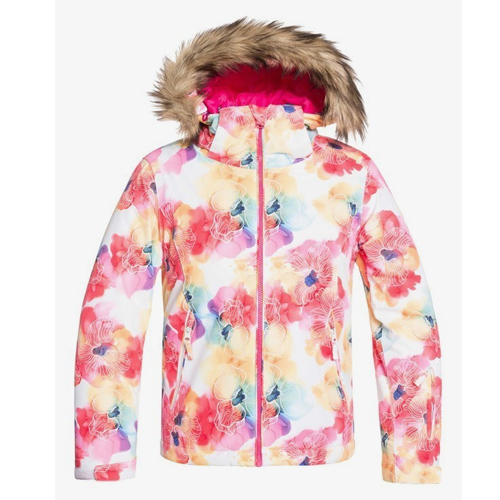 Girls' American Pie Jacket, Pink, swatch